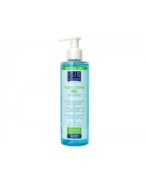 TEEN DERM GEL SENSITIVE 250 ML