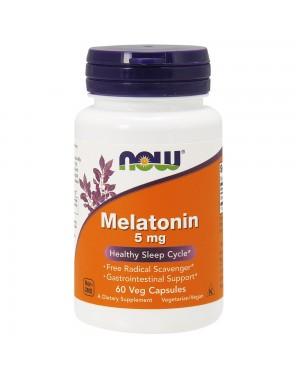 Melatonin 5 mg Veg Capsules
