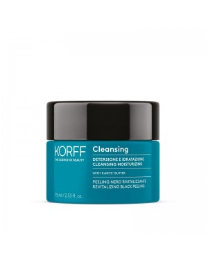 Korf Cleansing Revitalizing Black Peeling