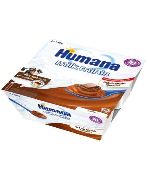 Humana-Puding me cokollate