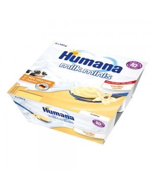 Humana- Puding vanilje