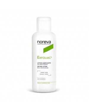 NOREVA EXFOLIAC DRYING LOTION 125ML