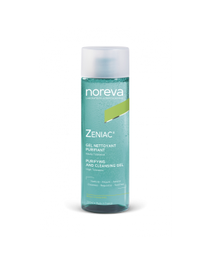 NOREVA ZENIAC PURIFYING CLEANSING GEL 200ML