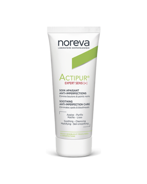 NOREVA ACTIPUR EXPERT SENSI+SOOTHING ANTI-IMPERFECTION CARE 40ML