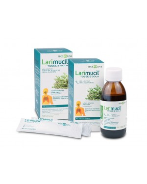 Larimucil Cough and Throat (shurup)