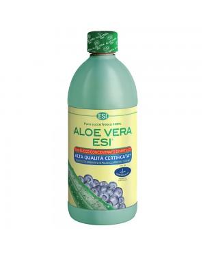 Aloe Vera Succo con Mirtillo
