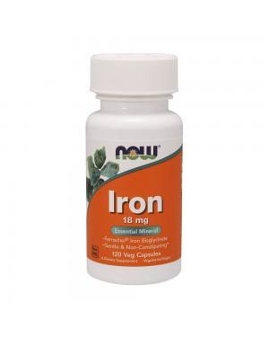 Iron Caps 18mg