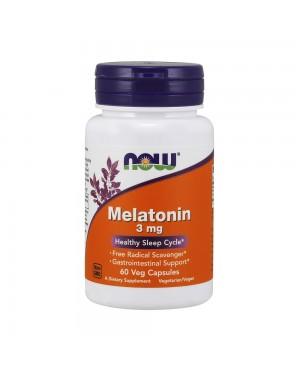 Melatonin 3 mg Veg Capsules