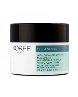Korf Cleansing White Clay Mask