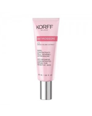 Korf Antirossore Concetrated Serum