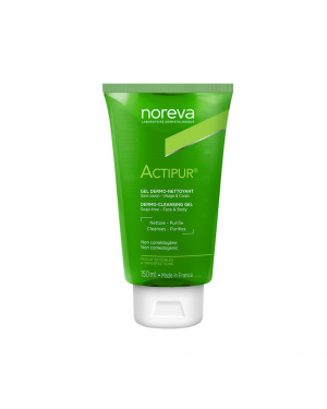 NOREVA ACTIPUR DERMO-CLEANSING GEL 150ML
