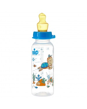 Nip PP 250ml Family boy for milk size 1