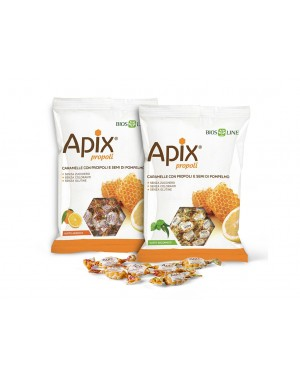 Apix Propoli Caramella orange flavour